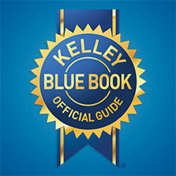 Kelley Blue Book square logo